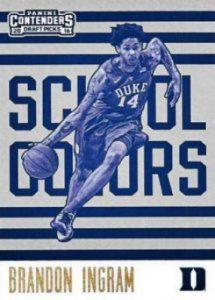 Draft Picks School Colors Brandon Ingram