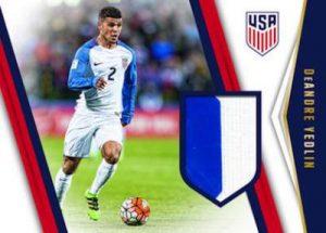 USA Soccer Relic Yedlin