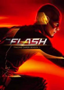 The Flash Promo Card
