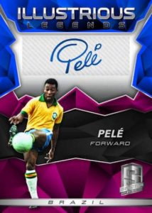 Spectra Illustrious Legends auto Pele