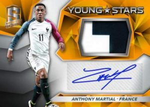 Spectra Young Stars Patch Auto Anthony Martial