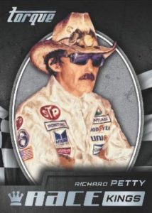 Panini Torque Race Kings Richard Petty