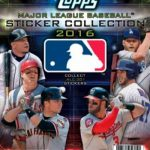 MLB Stickers