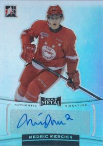 Leaf Metal Base Auto Medric Mercier
