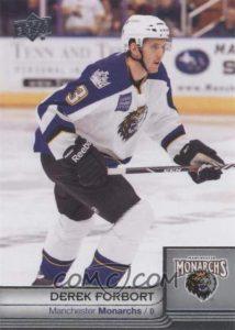 2014 AHL Base Derek Forbort