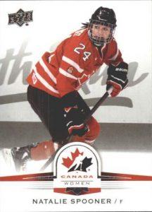 Canada Base SPs Natalie Spooner