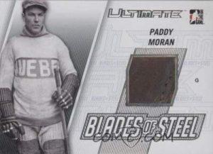 14th Edition Blades of Steel Paddy Moran
