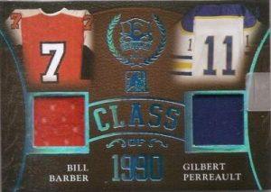 Enshrined Class Of... Bill Barber Gilbert Perreault