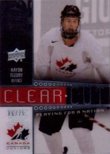 Canada Clear Cut Hayden Fleury