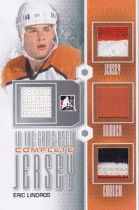 Game Used Complete Jersey Eric Lindros