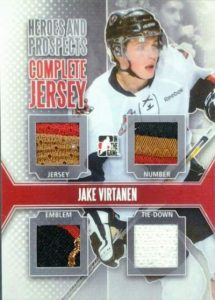 H&P Complete Jersey Jake Virtanen