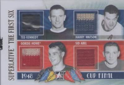 Superlative Cup Final Limited Kenendy, Watson, Howe, Abel
