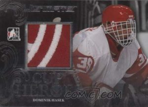 14th Edition Cup Heores Dominik Hasek