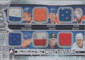 Lord Stanley's Mug Cup Rivals Six Limited Jari Kurri, Mark Messier, Grant Fuhr, bryan Trottier, Mike Smith, Mike Bossy