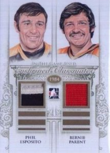 Game Used Enshrined Classmates Limited Esposito, Parent