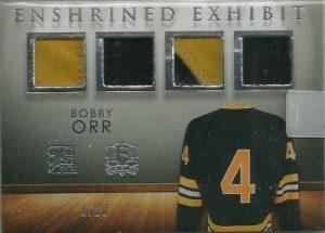 Enshrined Exhibit Bobby Orr