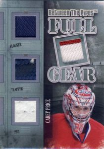 BTP Full Gear Carey Price