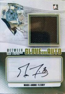 BTP Glove and Auto Marc-Andre Fleury