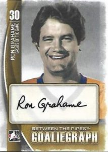 BTP Goalie Graphs Ron Grahame