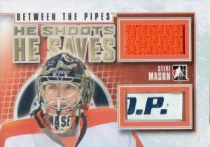 BTP He Shoots, He Saves Redemption Steve Mason