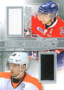 H&P Hero and Prospect Scott Laughton and Claude Giroux