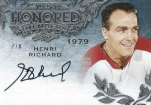 Leaf Ultimate Honored Members Henri Richrd