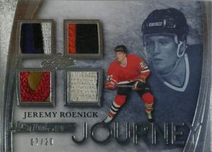 Leaf Ultimate Journey Jeremy Roenick