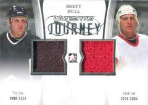 14th Edition Journey Jersey Brett Hull