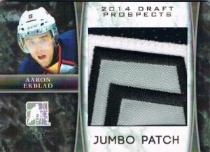 Draft Prospects Jumbo Patch Aaron Ekblad