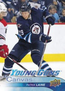 Patrik Laine Young Guns Canvas