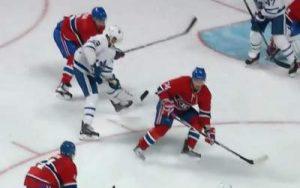 Leafs Kadri Scores