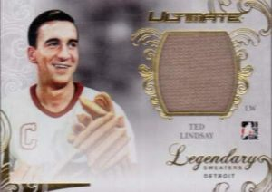 14th Edition Legendary Sweaters Ted Lindsay