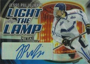 Leaf Metal Light the Lamp Jesse Puljujarvi