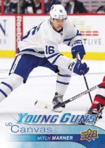 Mitch Marner Young Guns Canvas