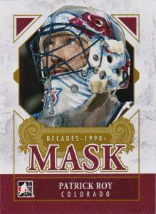 90s Mask Patrick Roy