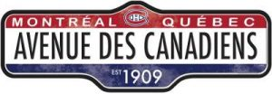 Habs Banner Sign