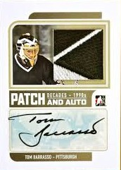 90s Patch and Auto Tom Barrasso