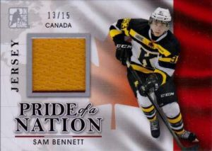 Draft Prospects Pride of a Nation Sam Bennett