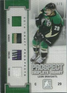 Draft Prospects Prospect Complete Jersey Leon Draisaitl
