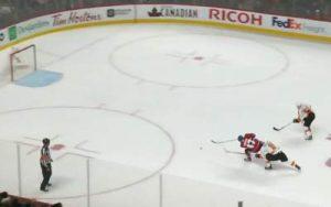 Radulov Empty Net vs Flyers
