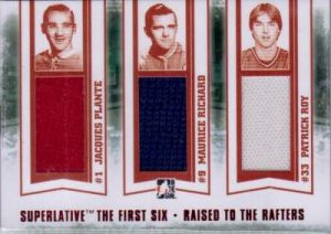 Superlative Raised to the Rafters, Plante, Richard, Roy
