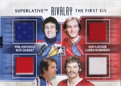 Superlative Esposito, Gilbert, Robinson, Lafleur