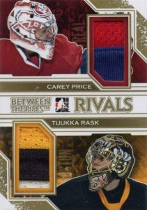 BTP Rivals Carey Price, Tuukka Rask