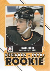 90s Rookie Pavel Bure