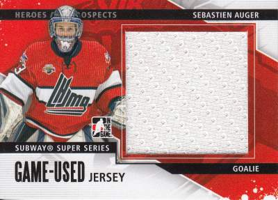 H&P Subway Series Jersey Sebastien Auger