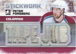 Stickwork Tape Job Peter Forsberg