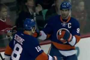 Tavares Ties Game for Isles