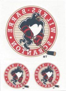 UD AHL Tattoos WBS Pens