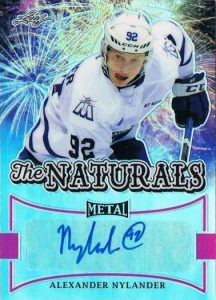 Leaf Metal The Naturals Alex Nylander