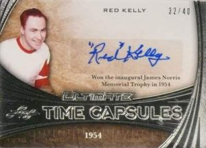 Leaf Ultimate Time Capsule Red Kelly